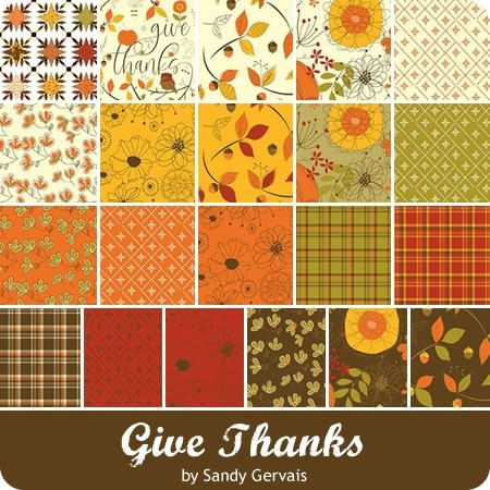 JELLY ROLL-GIVE THANKS-40PC