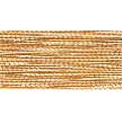 ROBISON ANTON METALLIC EMBROIDERY THREAD-40WT-1000YDS-GOLD-#1003