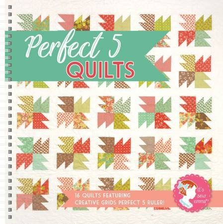 PERFECT 5 QUILT BOOK