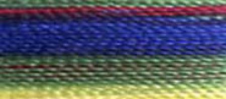 ROBISON ANTON SUPER STRENGTH RAYON VARIGATED EMBROIDERY THREAD-40WT-700YDS-MEXICANA-#2368