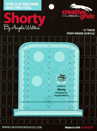 MACHINE QUILTING TOOL-SHORTY