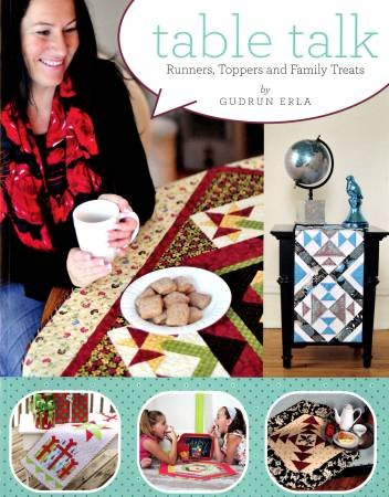 TABLE TALK:RUNNERS TOPPERS & FAMILY TREATS