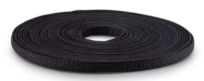 Covered Boning - 1/4 Black