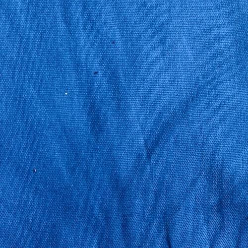 Turquoise Woven 65%/35% linen/cotton blend, 57