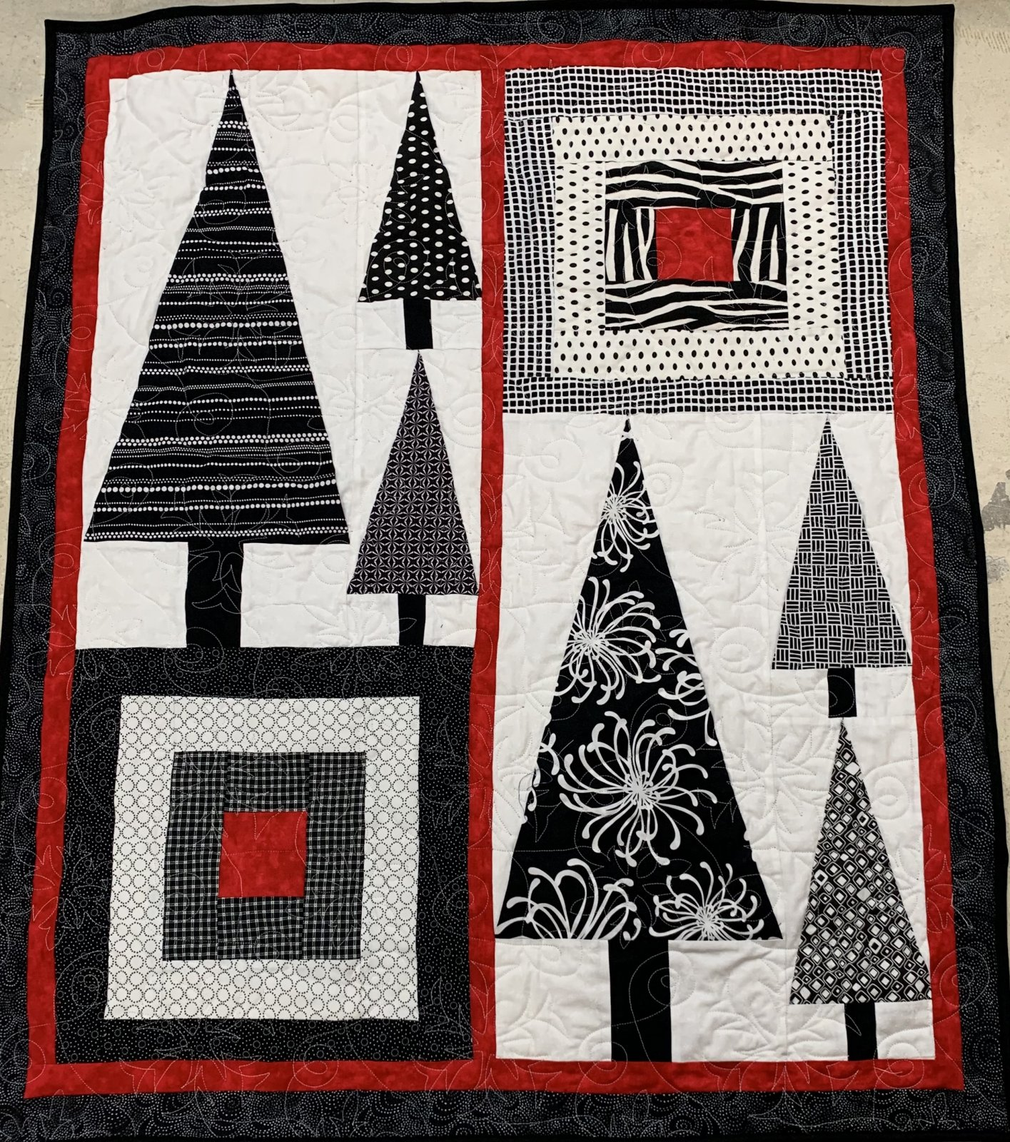 Figgy Pudding Wall Hanging
