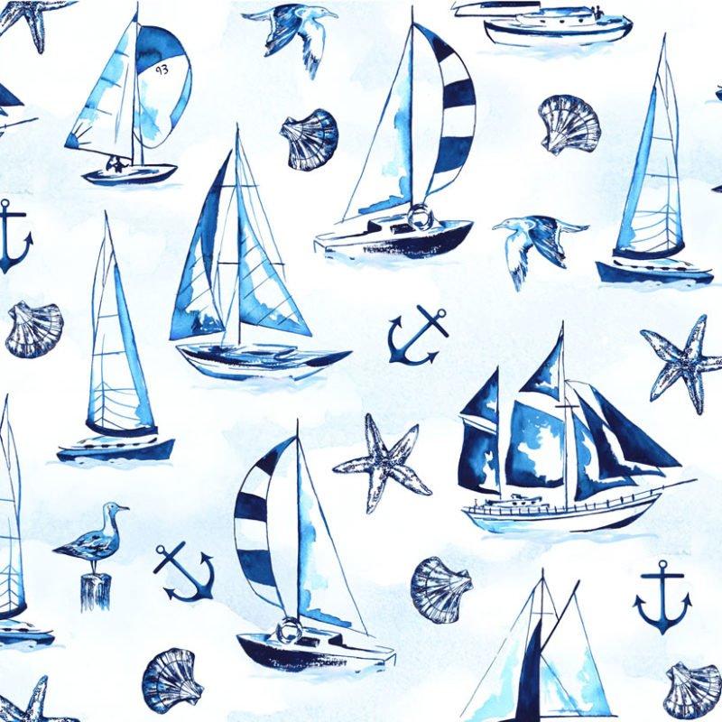 Ship Ahoy - saliboats