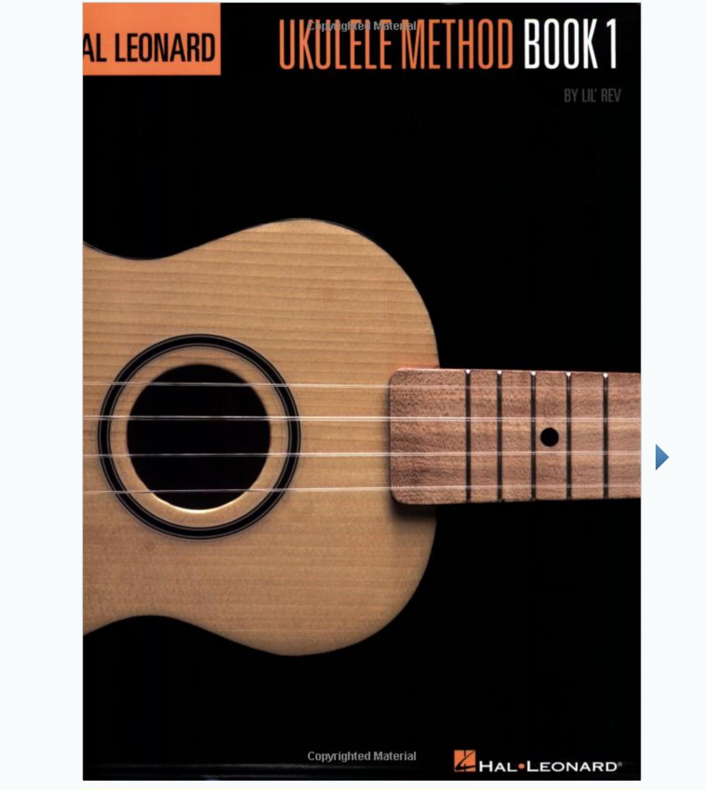 HAL LEONARD METHOD BOOK