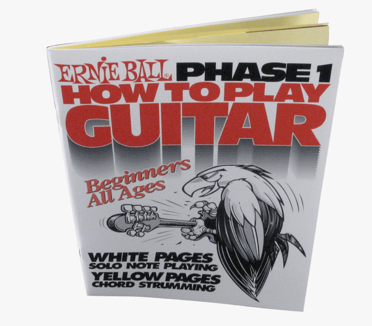 How To Play Guitar Phase 1 Book