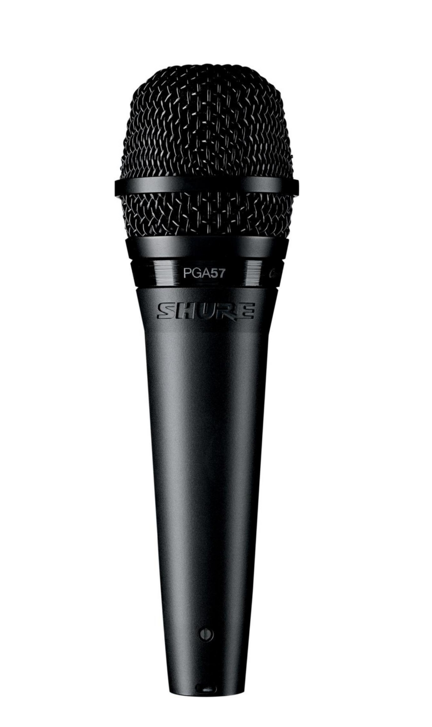 Shure PGA57-XLR Dynamic Instrument Microphone with XLR Cable Standard