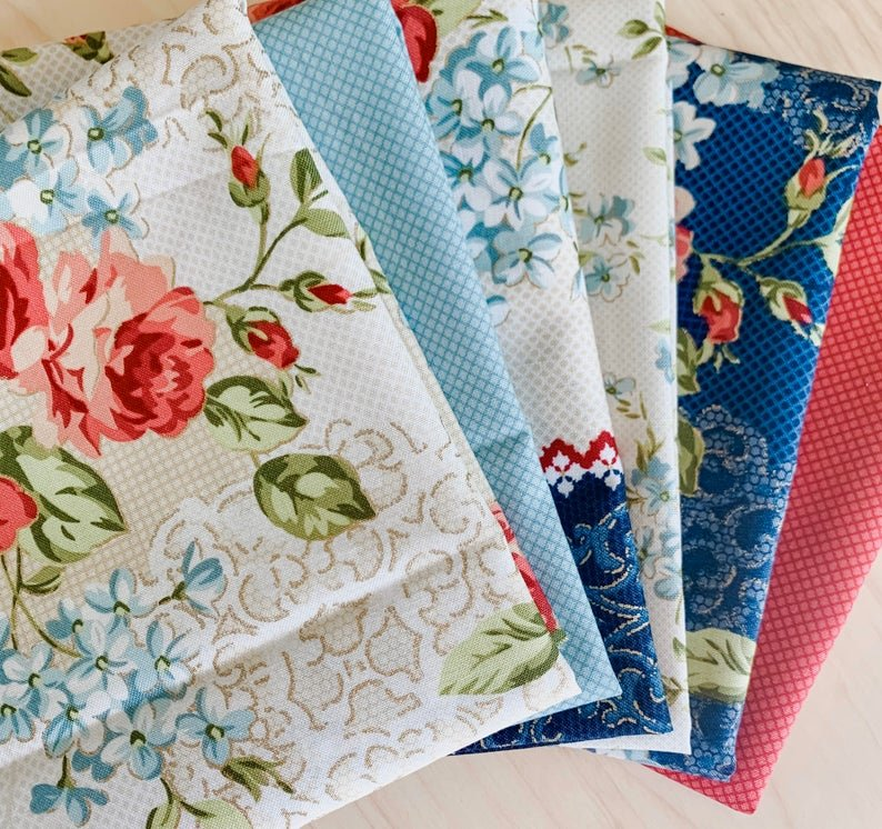 Spellbound 6-piece Fat Quarter Collection for Windham Fabrics