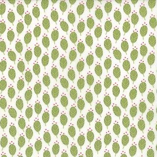 Floral Sprouts Light Green
