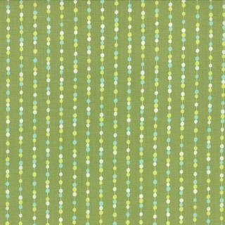 Floral Beads Light Green