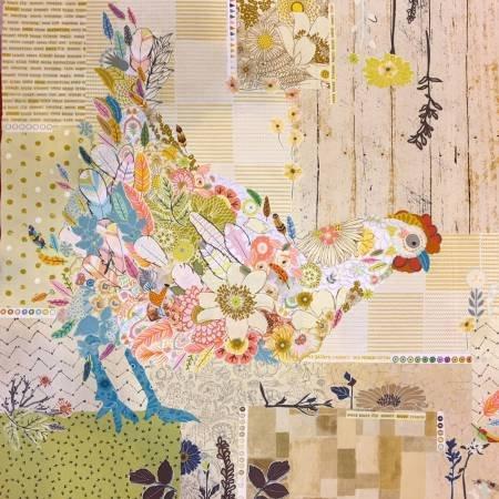 Laura Heine - Hen Rietta Collage