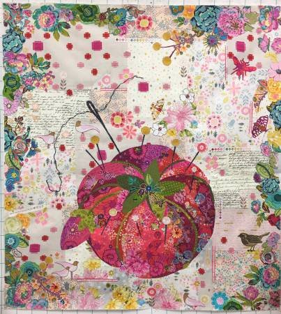 Laura Heine - Pincushion Collage