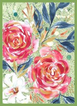 moody bloom dashing darling panel