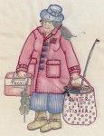 Bag Ladies - Abigail