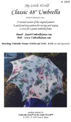 Classic 48 Umbrella Pattern