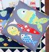 Fishy Business - Floor Pillow