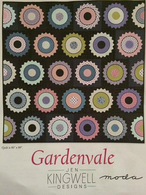 Gardenvale Quilt Kit