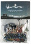 Halloweenies Embellishment Set