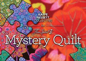 Kaffe Mystery Quilt