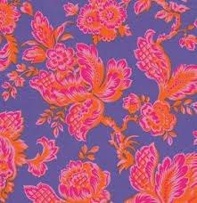 Honey Child Laminate fabric Danielle