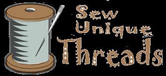 sew unique logo