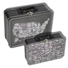 Lunchbox Tins Metropolis