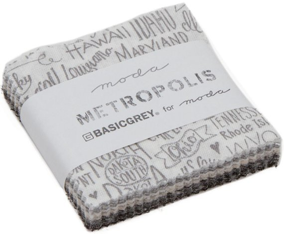 Metropolis - Charm Pack
