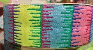 Pastel Kilim Stripes
