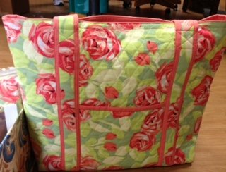 Sally's Quilted Bag