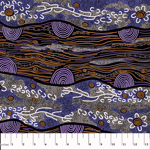 Sandy Creek - Purple