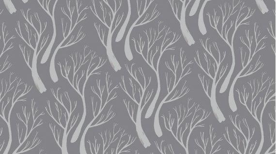 Foxtail Meadow - Dancing Maples Grey