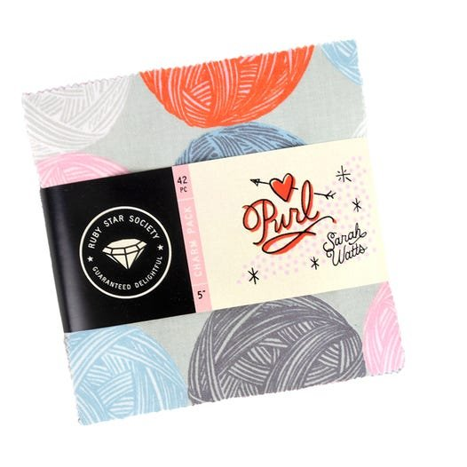Purl Charm Pack Sarah Watts for Ruby Star Society