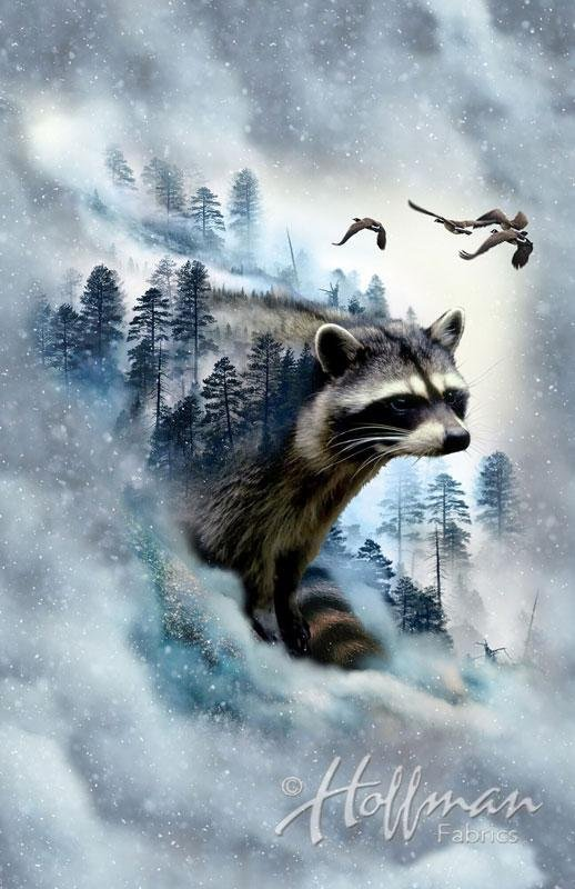 Call of the Wild - Ice - PANEL-  24398-176