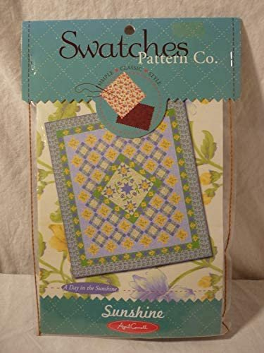 A Day in the Sunshine Quilt Pattern
