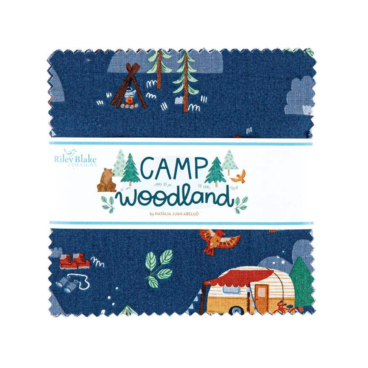 Camp Woodland 5 Stacker