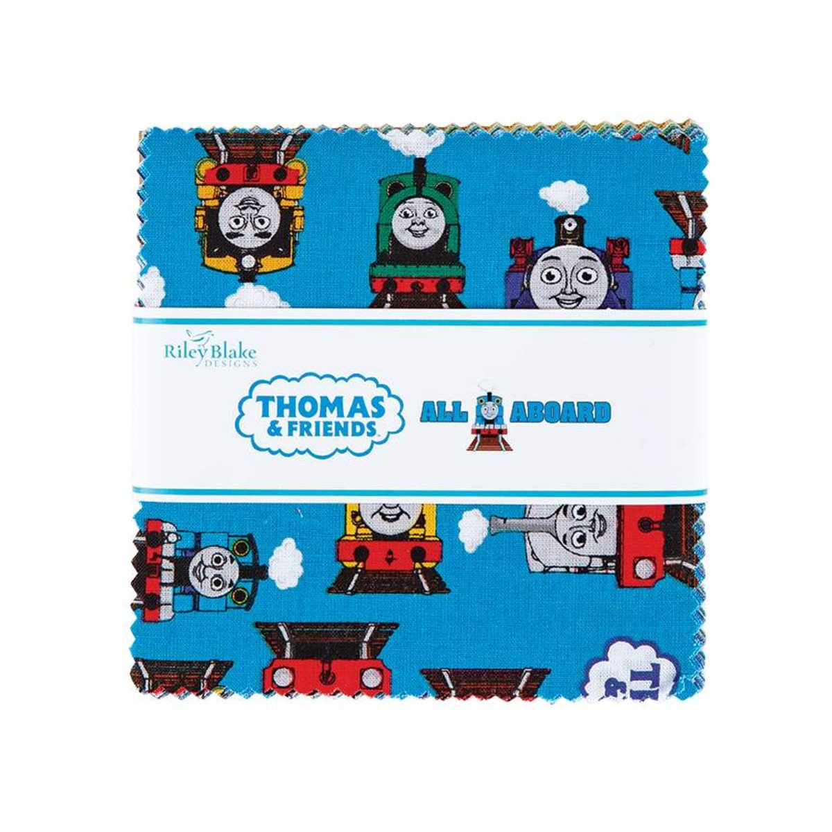 All Aboard with Thomas & Friends 5 Stacker