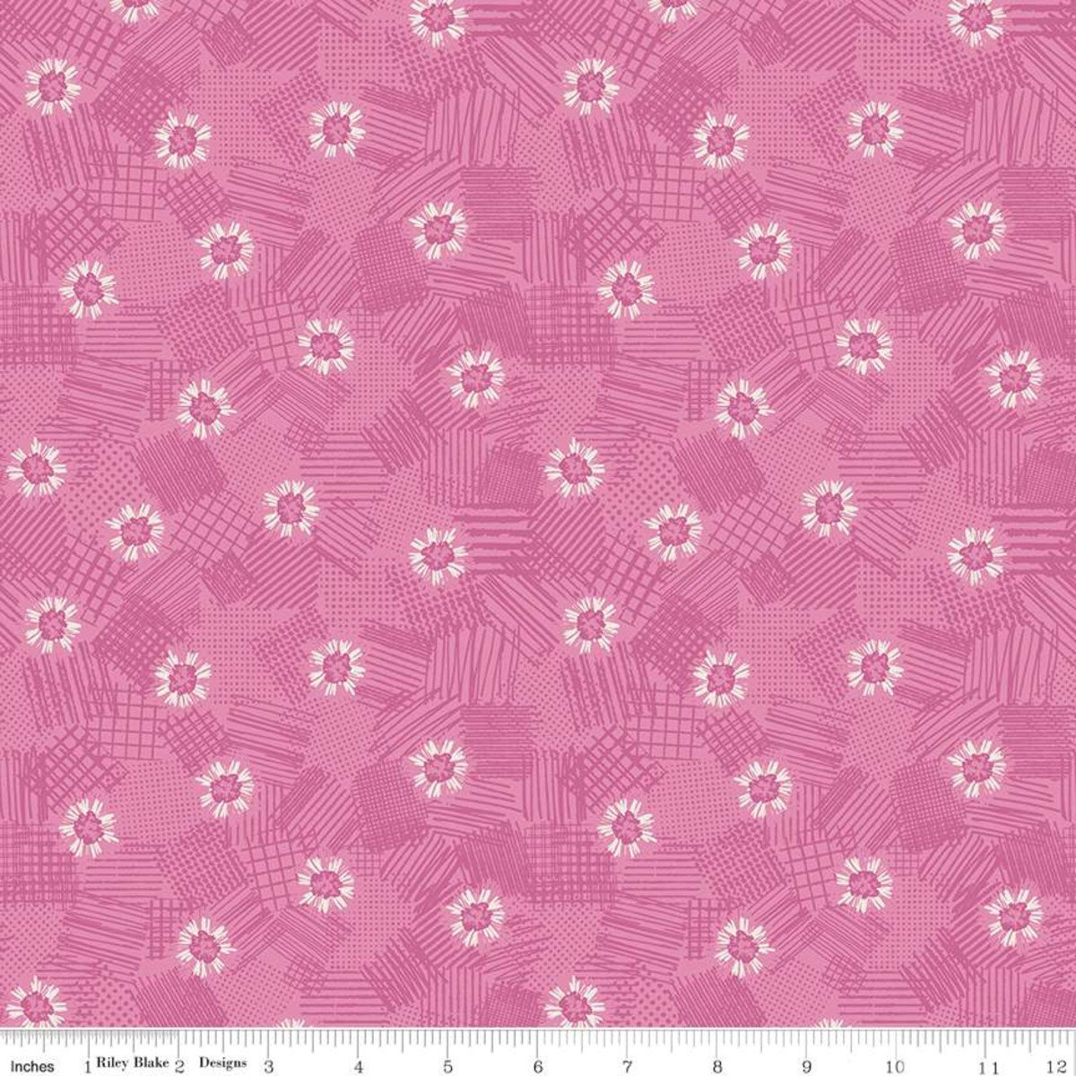 Meadow Lane Pink - C10123