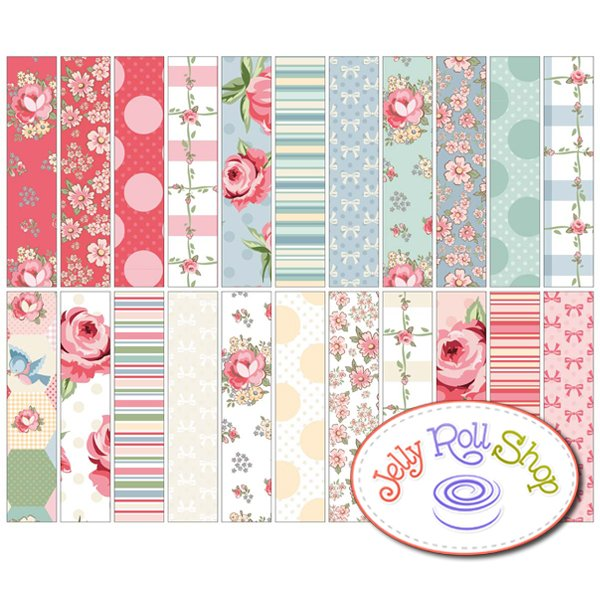 Dots & Posies 10 Charm Pack
