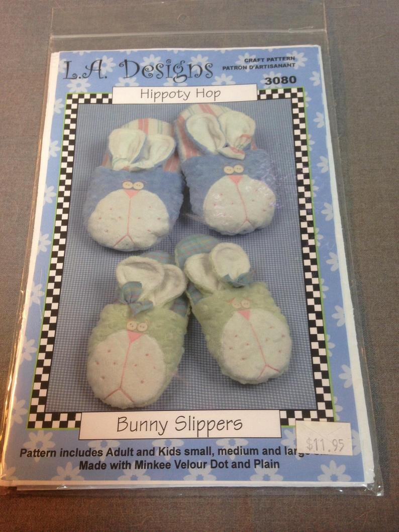 Hippoty Hop Slippers