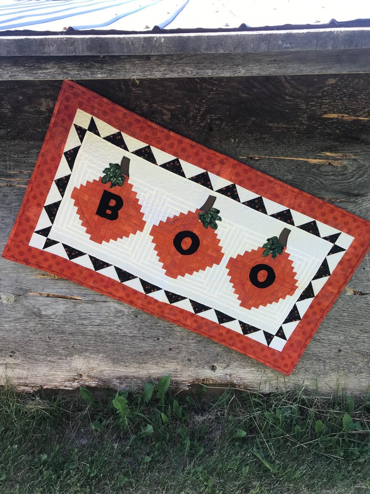 Boo To You Quilt Kit