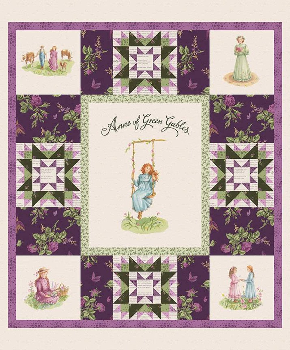 Anne of Green Gables PANEL