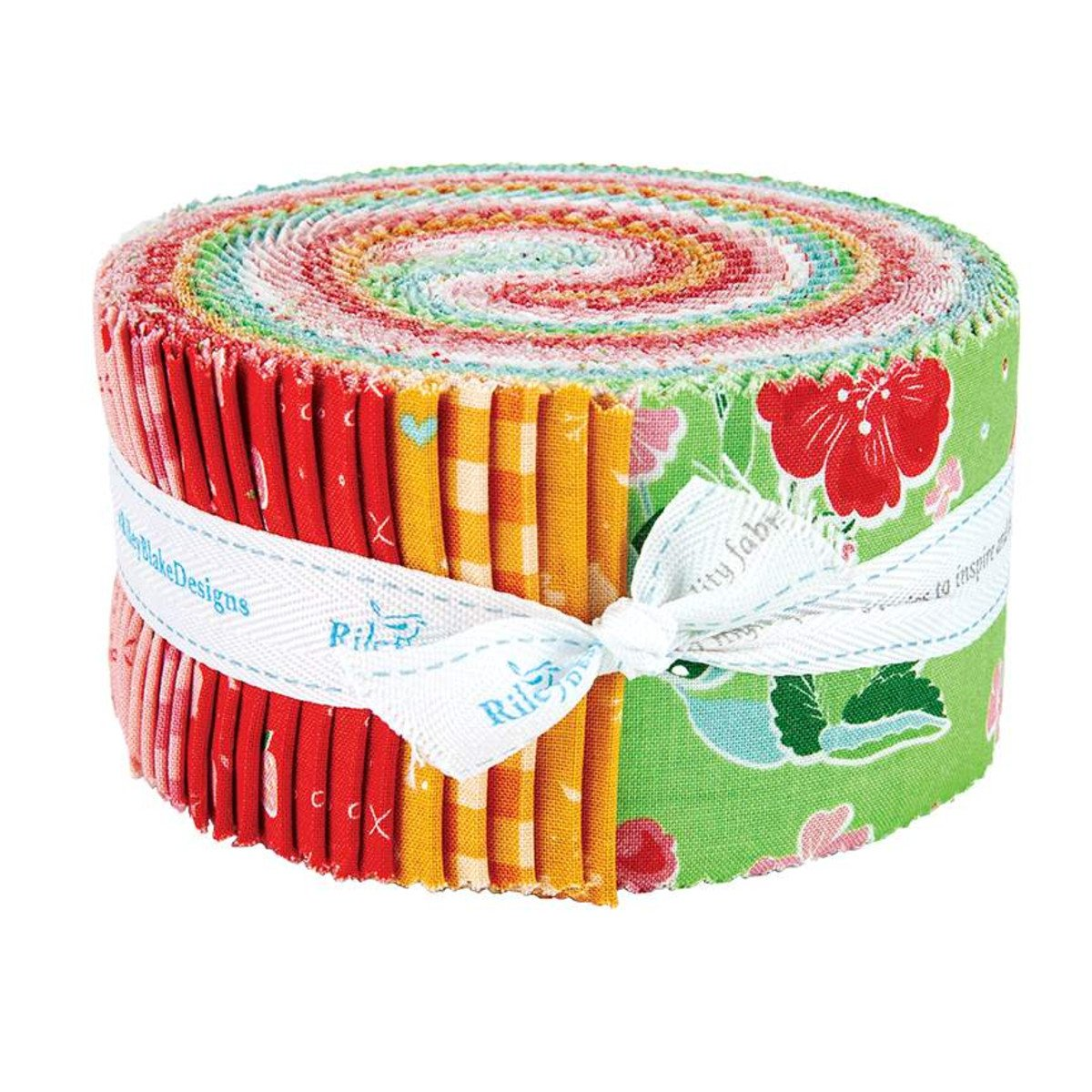 Strawberry Honey 2-1/2in Strips, 40pcs