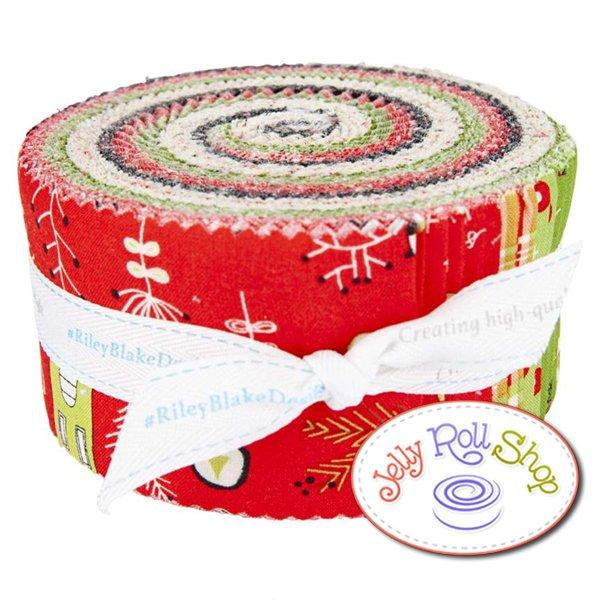 Merry Little Christmas 2 1/2 Rolie Polie