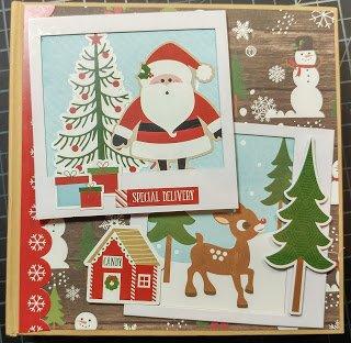 Special delivery Christmas Album