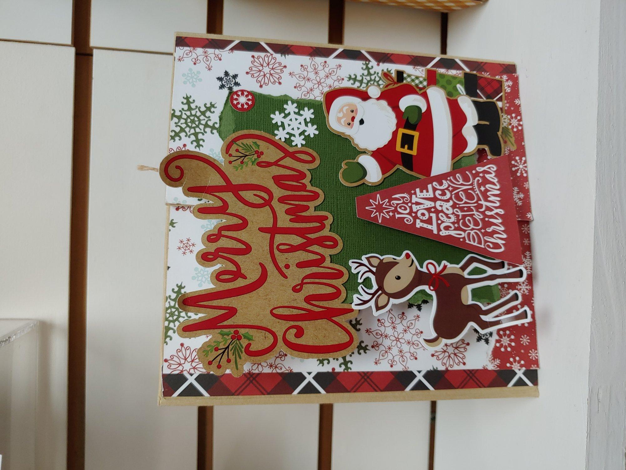 Merry Christmas Album Kit