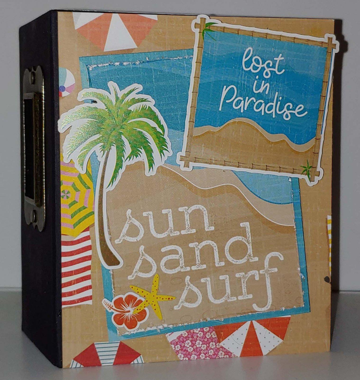 Sun Sand & Surf Mini Album