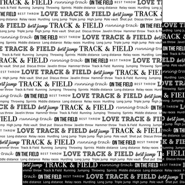 Track & Field Pride 2