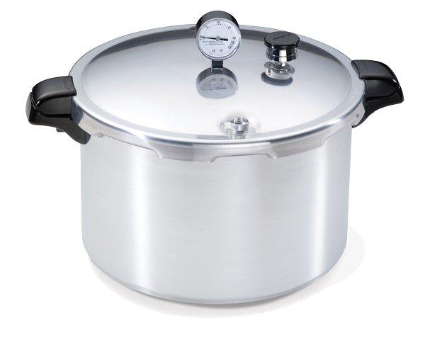 Presto 16-quart Pressure Canner and Cooker